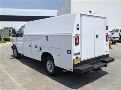 2020 Chevrolet Express 3500 4x2, Knapheide KUV Service Utility Van #CC21257 - photo 6