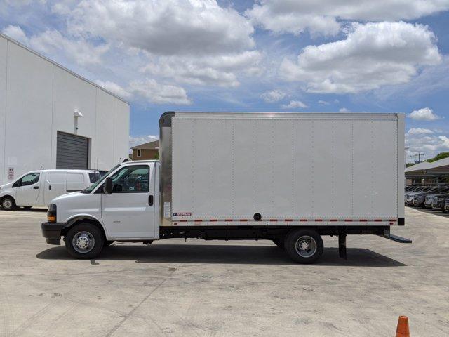 2020 Chevrolet Express 3500 4x2, Morgan Parcel Aluminum Cutaway Van #CC21273 - photo 5