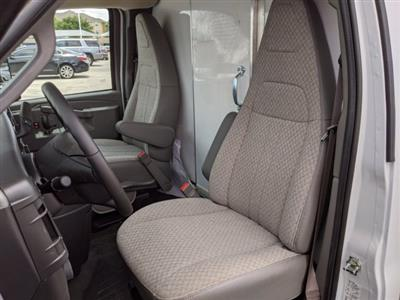 2020 Chevrolet Express 3500 4x2, Morgan Parcel Aluminum Cutaway Van #CC21273 - photo 10
