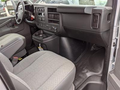 2020 Chevrolet Express 3500 4x2, Morgan Parcel Aluminum Cutaway Van #CC21273 - photo 16