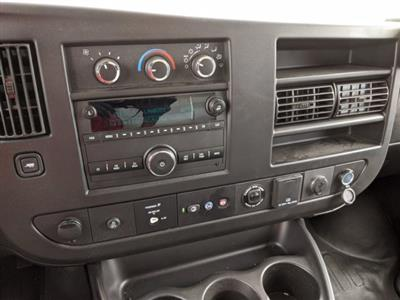 2020 Chevrolet Express 3500 4x2, Morgan Parcel Aluminum Cutaway Van #CC21273 - photo 18
