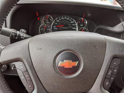 2020 Chevrolet Express 3500 4x2, Morgan Parcel Aluminum Cutaway Van #CC21273 - photo 19