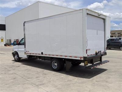 2020 Chevrolet Express 3500 4x2, Morgan Parcel Aluminum Cutaway Van #CC21273 - photo 6