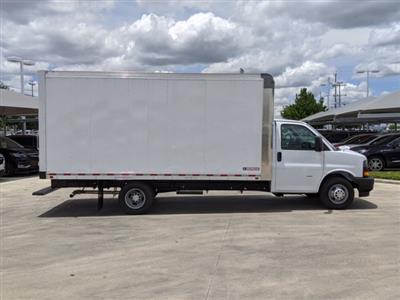 2020 Chevrolet Express 3500 4x2, Morgan Parcel Aluminum Cutaway Van #CC21273 - photo 8