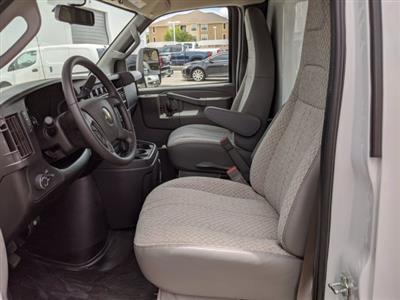 2020 Chevrolet Express 3500 4x2, Morgan Parcel Aluminum Cutaway Van #CC21273 - photo 9