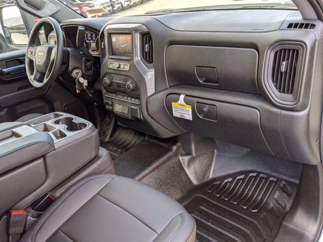 2020 Chevrolet Silverado 2500 Regular Cab 4x2, Harbor TradeMaster Service Body #CC21360 - photo 17