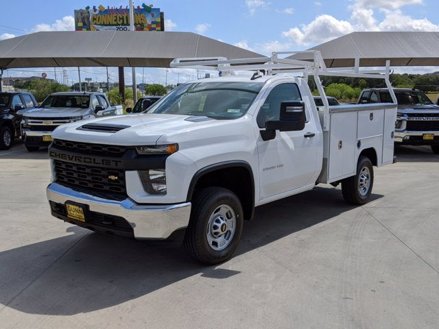 2020 Chevrolet Silverado 2500 Regular Cab 4x2, Harbor TradeMaster Service Body #CC21360 - photo 1