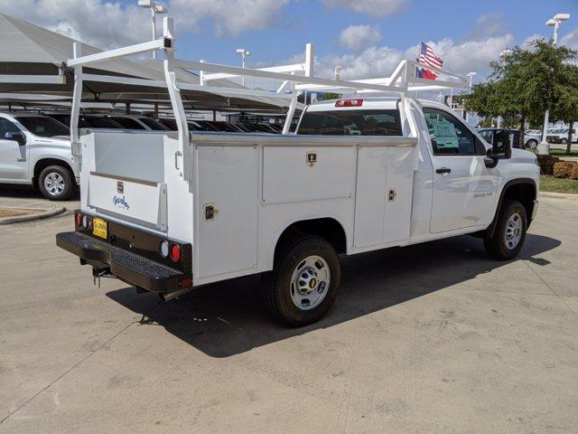 2020 Chevrolet Silverado 2500 Regular Cab 4x2, Harbor TradeMaster Service Body #CC21360 - photo 7