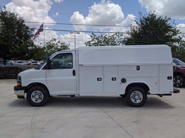 2020 Chevrolet Express 3500 4x2, Knapheide KUV Service Utility Van #CC21365 - photo 5