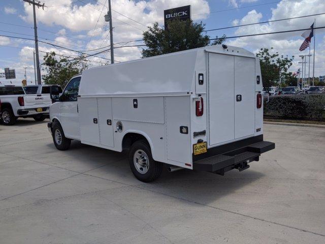 2020 Chevrolet Express 3500 4x2, Knapheide KUV Service Utility Van #CC21365 - photo 2