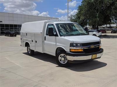 2020 Chevrolet Express 3500 4x2, Knapheide KUV Service Utility Van #CC21365 - photo 3