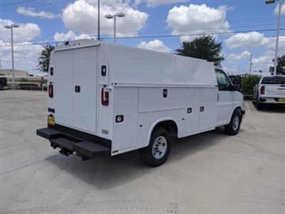 2020 Chevrolet Express 3500 4x2, Knapheide KUV Service Utility Van #CC21365 - photo 7