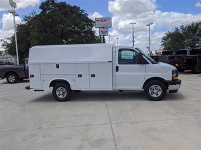 2020 Chevrolet Express 3500 4x2, Knapheide KUV Service Utility Van #CC21365 - photo 8