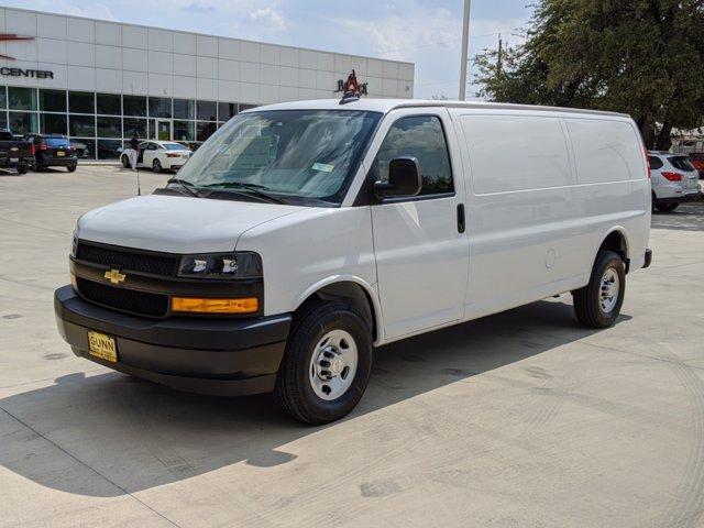 2020 Chevrolet Express 3500 4x2, Empty Cargo Van #CC21383 - photo 1