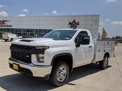 2020 Chevrolet Silverado 2500 Regular Cab 4x2, Harbor TradeMaster Service Body #CC21395 - photo 3