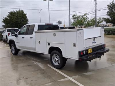 2020 Chevrolet Silverado 2500 Double Cab 4x2, Harbor TradeMaster Service Body #CC21409 - photo 4