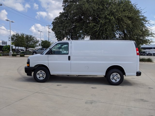 2020 Chevrolet Express 2500 4x2, Harbor Upfitted Cargo Van #CC21410 - photo 5