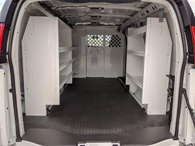 2020 Chevrolet Express 2500 4x2, Harbor Upfitted Cargo Van #CC21410 - photo 2