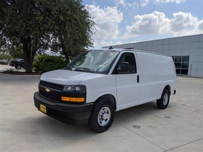 2020 Chevrolet Express 2500 4x2, Harbor Upfitted Cargo Van #CC21410 - photo 4