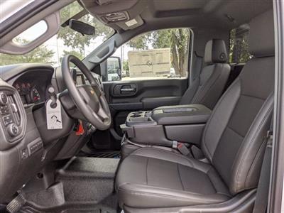 2020 Chevrolet Silverado 3500 Regular Cab DRW 4x4, Knapheide PGNB Gooseneck Platform Body #CC21416 - photo 9