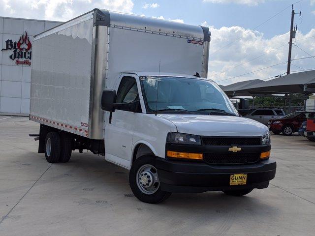2020 Chevrolet Express 3500 4x2, Morgan Cutaway Van #CC21421 - photo 1