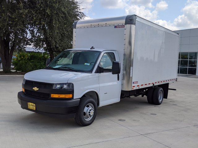 2020 Chevrolet Express 3500 4x2, Cutaway #CC21421 - photo 3