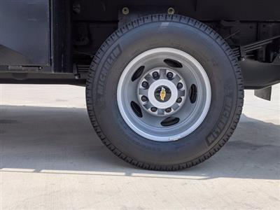 2020 Chevrolet Silverado 3500 Regular Cab DRW 4x2, Platform Body #CC21422 - photo 19