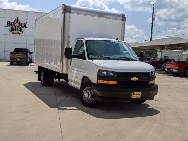 2020 Chevrolet Express 3500 4x2, Cutaway Van #CC21425 - photo 1