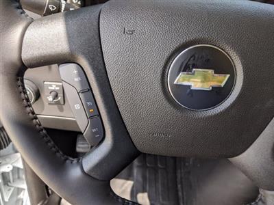 2020 Chevrolet Express 3500 4x2, Cutaway Van #CC21425 - photo 13