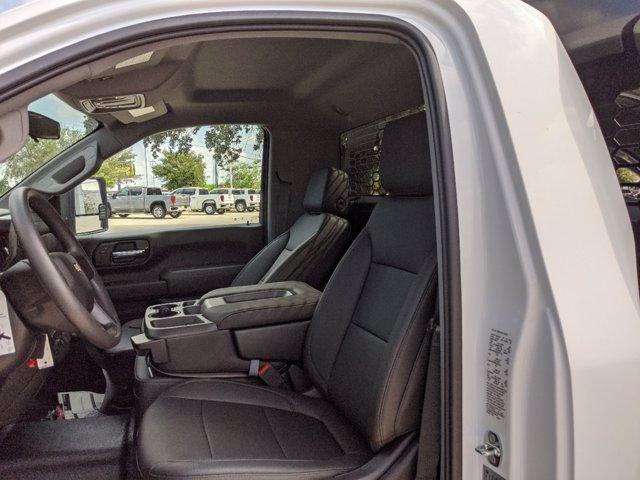 2020 Chevrolet Silverado 3500 Regular Cab DRW 4x2, Knapheide PGNB Gooseneck Platform Body #CC21426 - photo 9