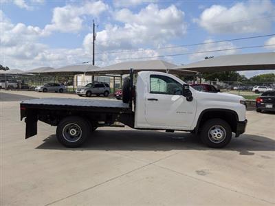 2020 Chevrolet Silverado 3500 Regular Cab DRW 4x2, Knapheide PGNB Gooseneck Platform Body #CC21426 - photo 8