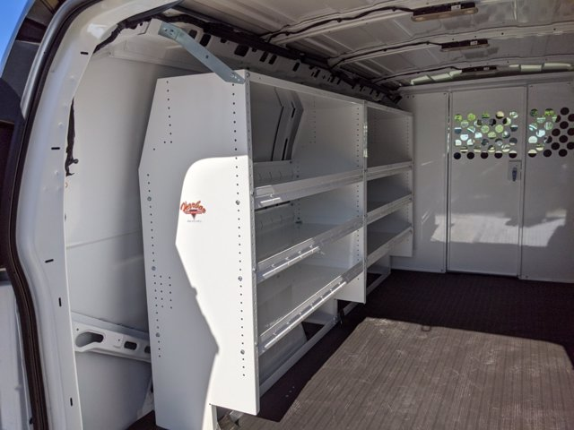 2020 Chevrolet Express 2500 4x2, Harbor Upfitted Cargo Van #CC21438 - photo 12