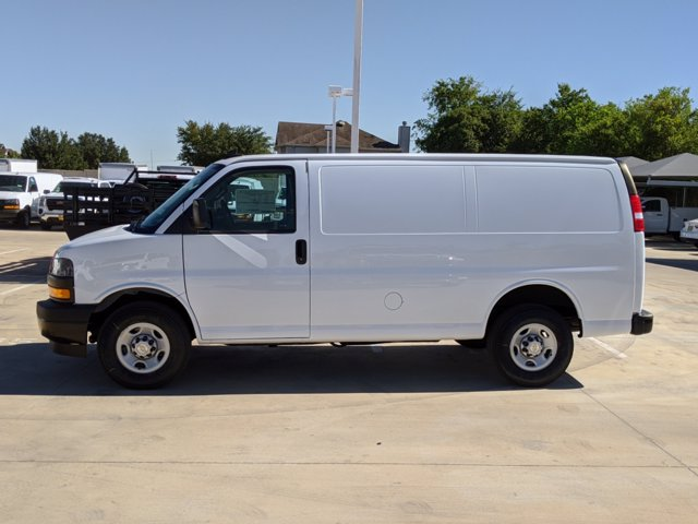 2020 Chevrolet Express 2500 4x2, Harbor Upfitted Cargo Van #CC21438 - photo 5