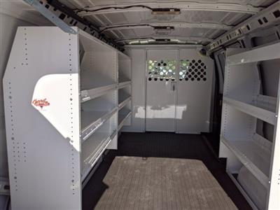 2020 Chevrolet Express 2500 4x2, Harbor Upfitted Cargo Van #CC21438 - photo 2