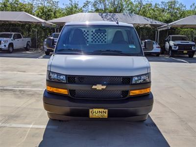 2020 Chevrolet Express 2500 4x2, Harbor Upfitted Cargo Van #CC21438 - photo 3