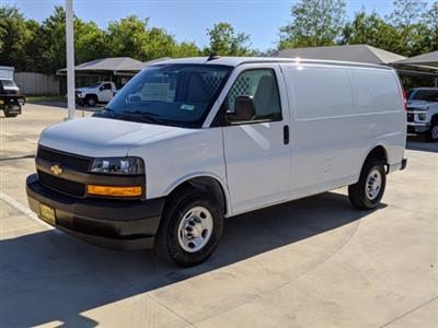 2020 Chevrolet Express 2500 4x2, Harbor Upfitted Cargo Van #CC21438 - photo 4