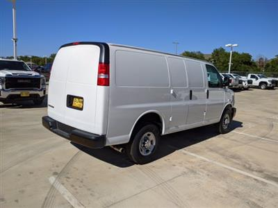 2020 Chevrolet Express 2500 4x2, Harbor Upfitted Cargo Van #CC21438 - photo 8