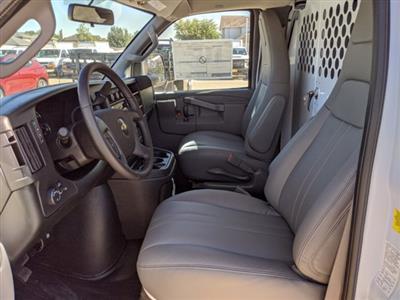 2020 Chevrolet Express 2500 4x2, Harbor Upfitted Cargo Van #CC21438 - photo 10