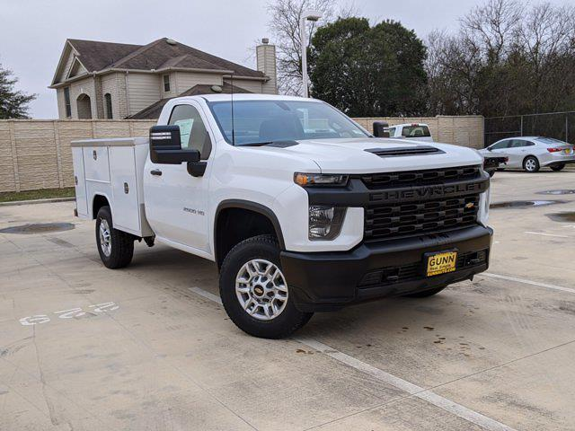 2020 Chevrolet Silverado 2500 Regular Cab 4x4, Cab Chassis #CC21439 - photo 1