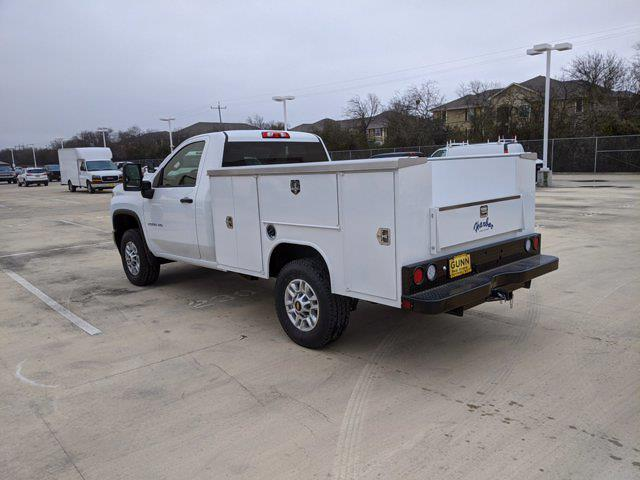 2020 Chevrolet Silverado 2500 Regular Cab 4x4, Cab Chassis #CC21439 - photo 6