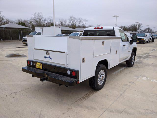 2020 Chevrolet Silverado 2500 Regular Cab 4x4, Cab Chassis #CC21439 - photo 2