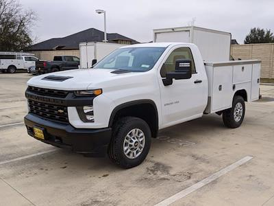 2020 Chevrolet Silverado 2500 Regular Cab 4x4, Cab Chassis #CC21439 - photo 4