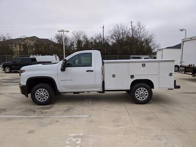 2020 Chevrolet Silverado 2500 Regular Cab 4x4, Cab Chassis #CC21439 - photo 5
