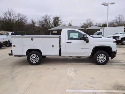 2020 Chevrolet Silverado 2500 Regular Cab 4x4, Cab Chassis #CC21439 - photo 8