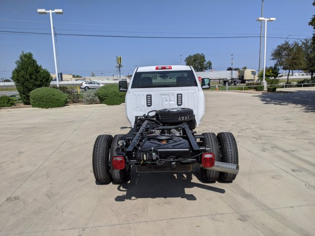 2020 Chevrolet Silverado 3500 Regular Cab DRW 4x4, Cab Chassis #CC21455 - photo 7