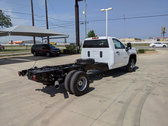 2020 Chevrolet Silverado 3500 Regular Cab DRW 4x4, Cab Chassis #CC21455 - photo 2
