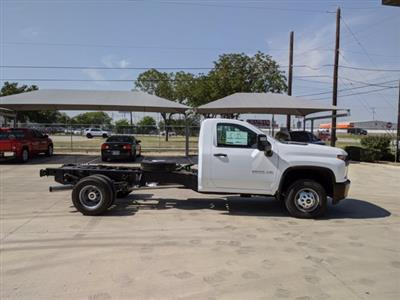 2020 Chevrolet Silverado 3500 Regular Cab DRW 4x4, Cab Chassis #CC21455 - photo 8