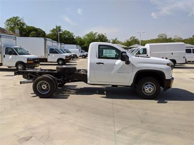 2020 Chevrolet Silverado 3500 Regular Cab DRW 4x4, Cab Chassis #CC21456 - photo 8