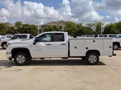 2020 Chevrolet Silverado 2500 Double Cab 4x2, Harbor TradeMaster Service Body #CC21470 - photo 5
