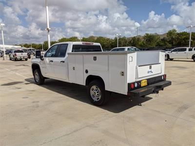 2020 Chevrolet Silverado 2500 Double Cab 4x2, Harbor TradeMaster Service Body #CC21470 - photo 6